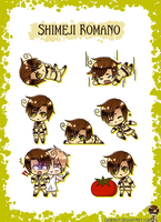 Shimeji Romano by Demorot