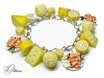 Cheese and Shrimp by OrionaJewelry