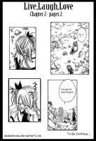 Live , Laugh , Love - Chapter 2 pages 2 by felixne