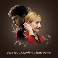 Happy Birthday Harry Potter and J.K.Rowling by ProfBell