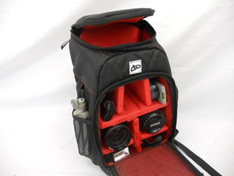 dA PRO Camera Bag - Interior by SL-Photography