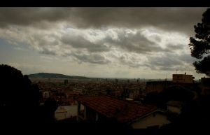 angry Barcelona by snowmaxx