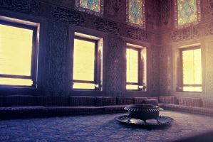 Ottoman 5 by CananStock