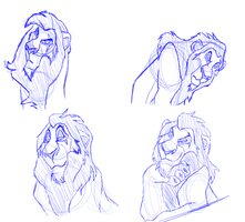 .:Scar Sketches:. by Irish-Lullabye