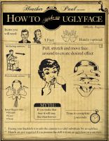 How to make an ugly face by daverazordesign