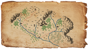 Generic blank fantasy map by FastSniperfox