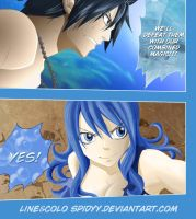 Fairy Tail  321 by spidyy