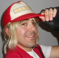 Terry Bogard Cosplay Profile Pic by IronCobraAM