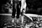 Barefoot couple... by sergey1984