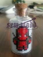 Merc in a bottle by Sew-Madd