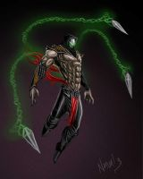 Scorpion_Ermac by nunubeh