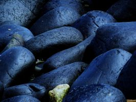 Blue Stones by izzybizy