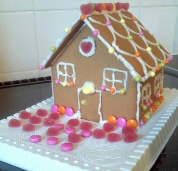 Christmas 2016 - 'My First Gingerbread House' by JesSEGA