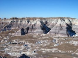 Painted Desert by JoyfulJ