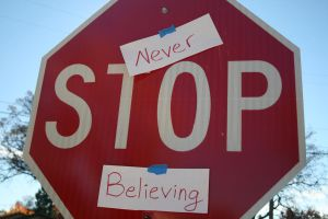never stop believing by Aki-Lesete
