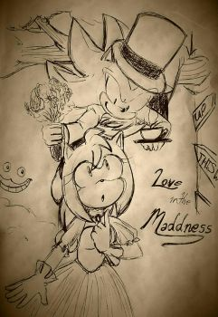 Love in the Madness_Doodle by Ila-Mae