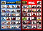 Marvel vs Capcom 4 Roster Wishlist by Madcatmk6