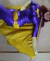 Finished Batgirl 1 by Linksliltri4ce