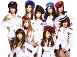 SNSD Genie PNG by NyappyGirl99