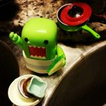 Gotta do dishes!! 20/366 by PiliBilli