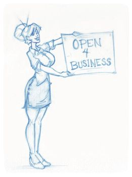 Open 4 Business by wizdomtooth