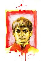 Joffrey Baratheon by jbcasacop