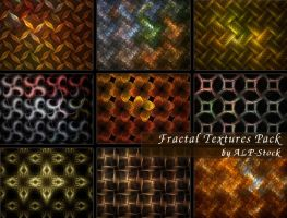 Fractal Textures Pack by ALP-Stock