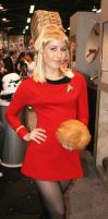 WC12-Yeoman Janice Rand 1 by moonymonster