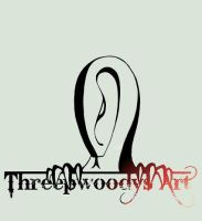 My Deviantart Logo by Threepwoody