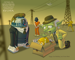 Star Wars: Episode Se7en by Markside