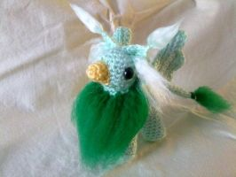 St. Patrick's Day 2014 Gryphon by hollyann