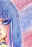 Stocking Sketch Card by Olevander