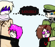Were totally fangirling by comicgrrl777
