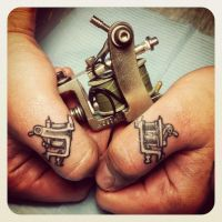 On me. by molotov-tattoo
