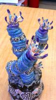 Coil Anenome detail by Fire-Redhead