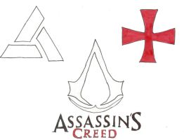 Assassin's Creed by T400naruto