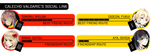 MM: Social Link by onedayfour