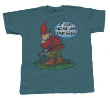 Lawn Gnome by matias19