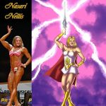 Nasari Nellis IS She-Ra By Ulics by zenx007