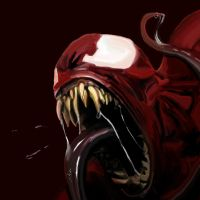 Carnage by R0sesAreRed