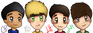 Big Time Chibi :o) by scr3aam3r