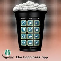 The Happiness App by Azubre