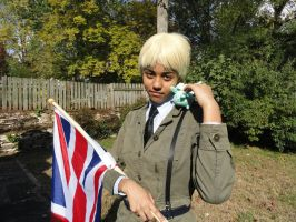 Cosplay Switch: America to England by VampireFreakism