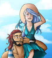 [UofP] Sunny Day by trusslark