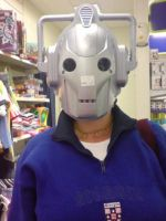 My Mum Is A Cyberman, Jealous? by 3moFairee2007