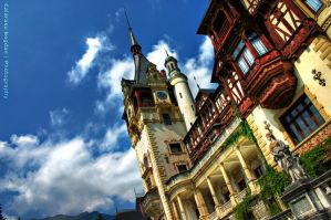 Peles Castle II HDR by HDRenesys