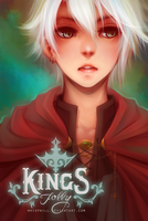 Desperate King by whispwill