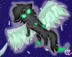 To fly is to be free ~contest entry~ by dovepaw3000