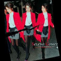 Selena Gomez by loveelydesigns
