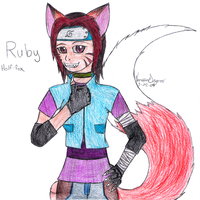 Ruby...is colored by RubyGirl14